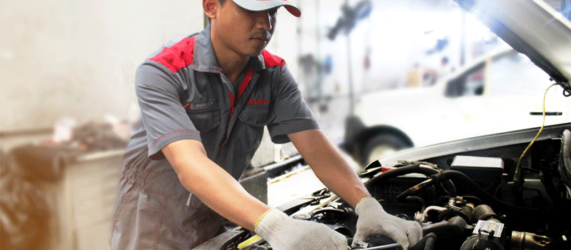 20% off on auto detailing services and general repair labor (non-Isuzu units) - Isuzu