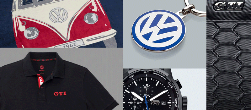10% off on merchandise - Volkswagen