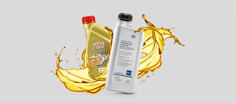 10% off on lubricants - Volkswagen
