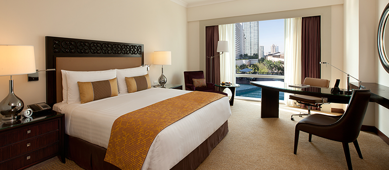 Special accommodation rates - Fairmont Makati