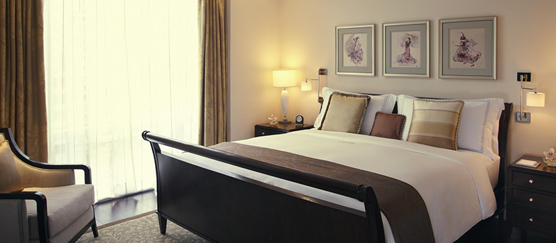 Special accommodation rates - Raffles Makati