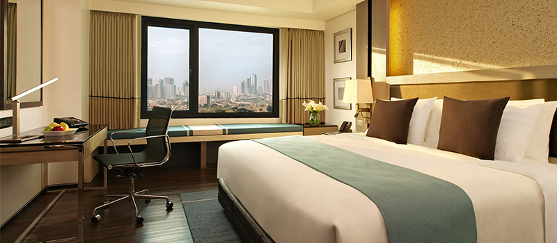 Free room upgrade - Seda BGC