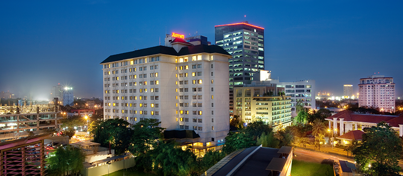20% off on best available rate - Cebu City Marriott Hotel