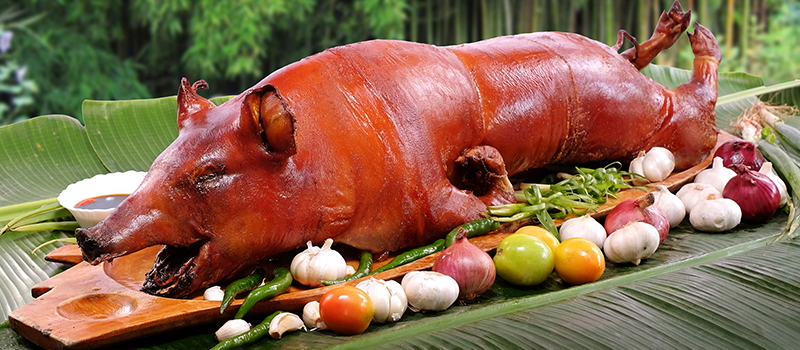 5% off for a minimum spend of P1,000 - Rico's Lechon Cebu