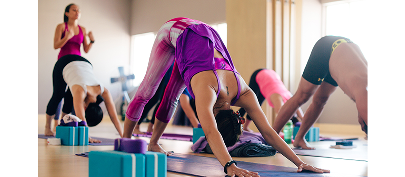 Two (2) free yoga classes - Urban Ashram Yoga