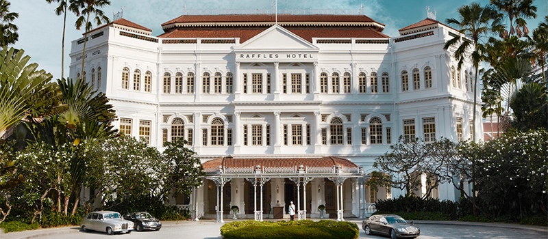 Special room rates worldwide - Raffles Hotels & Resorts
