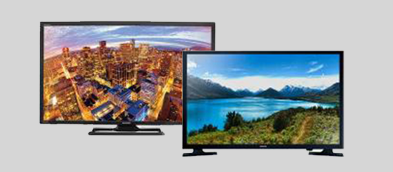 15% off on Samsung/Sharp TV 40