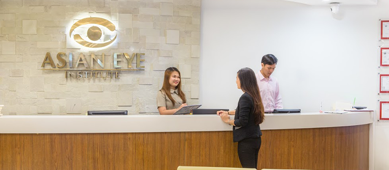 20% discount on comprehensive eye check up - Asian Eye Institute