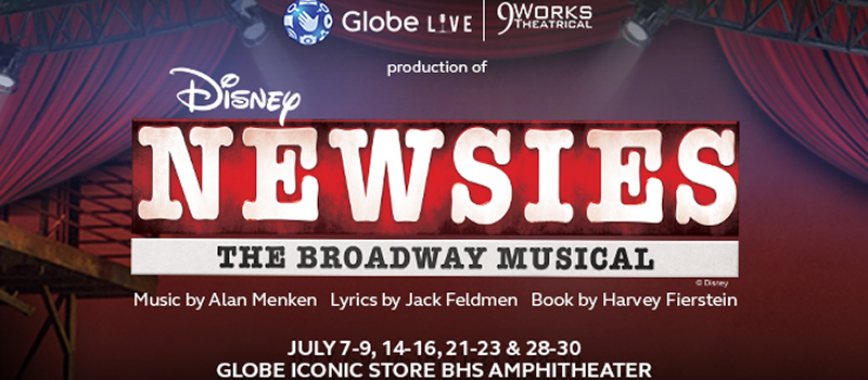 30% off - Disney's Newsies