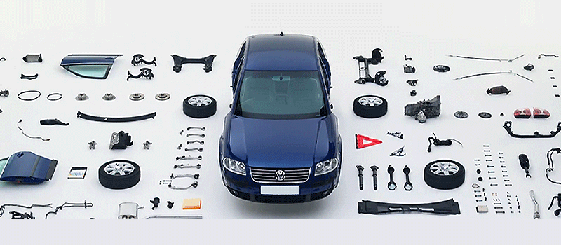 10% off on collision parts - VOLKSWAGEN