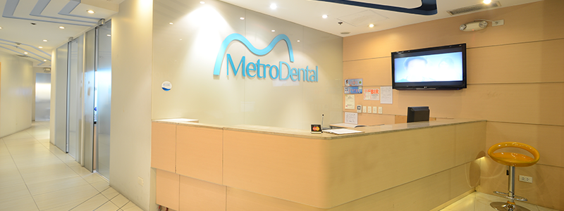 10% off on pediatric services done by resident dentists - Metro Dental
