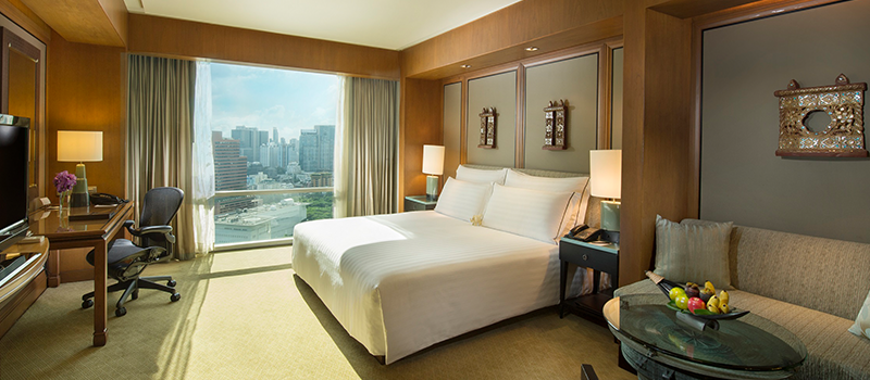 Special 3D/2N stay at a deluxe room for 2 persons - Conrad Bangkok (Thailand)