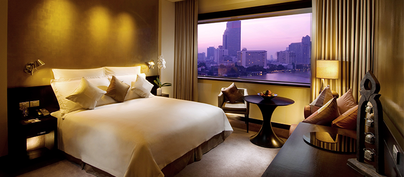 Special rate for 3D/2N stay for 2 persons - Millennium Hilton Bangkok (Thailand)