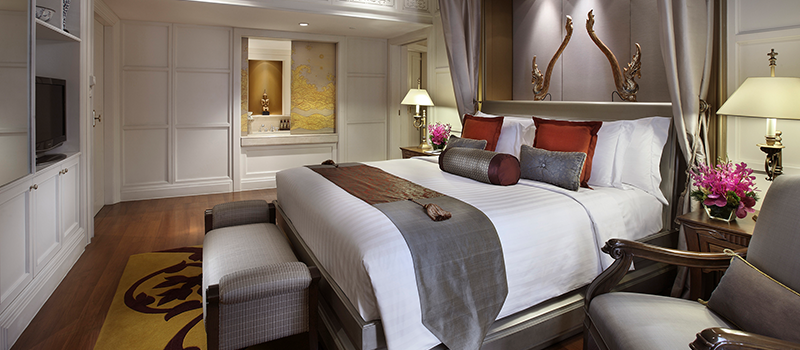 15% off on best available rate at select Dusit International hotels - Dusit International