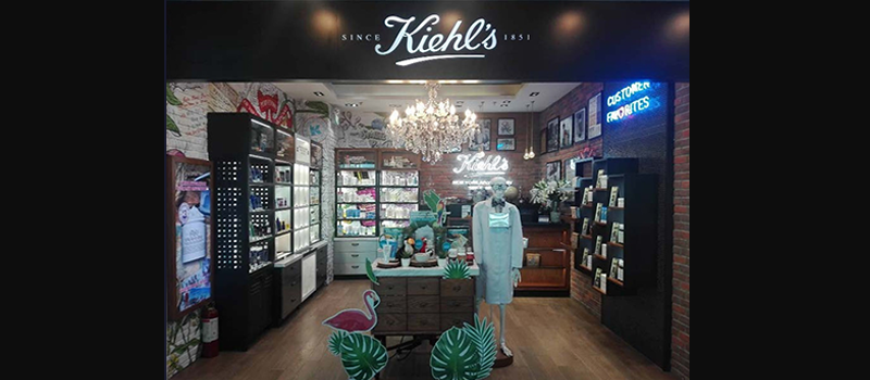 10% off on regular-priced items with a minimum purchase of P5,000 - Kiehl's