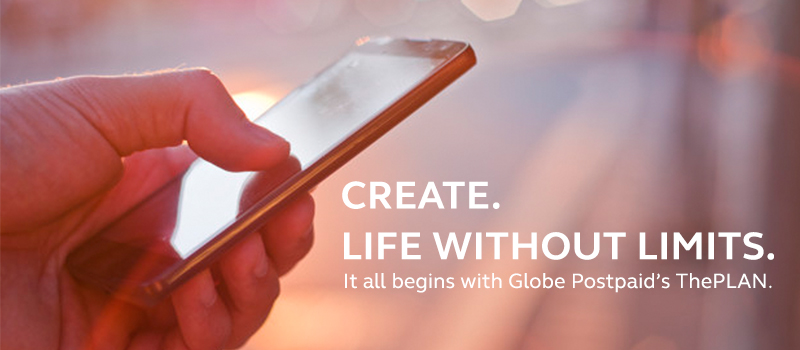 Special ARC Freebies - ThePLAN by Globe Postpaid