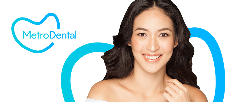 15% off on teeth whitening - METRO DENTAL
