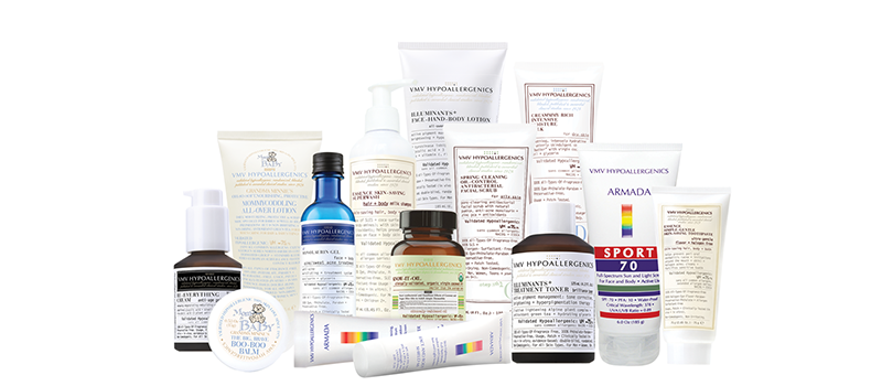 10% off on select regular-priced products - VMV Hypoallergenics Skin-Specialist Boutiques