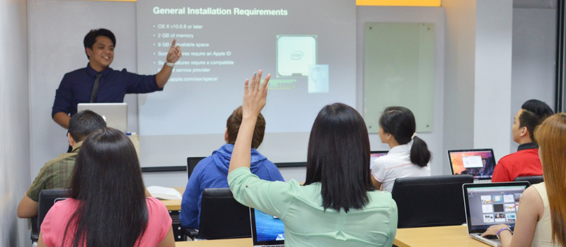 10% off on Apple Courses (for cash payments only) - Power Mac Center - Training Center