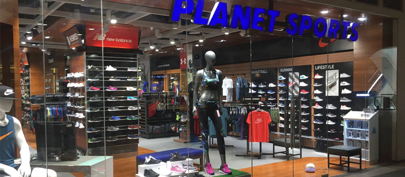 20% off on In-house brands (Regular-priced items) - PLANET SPORTS