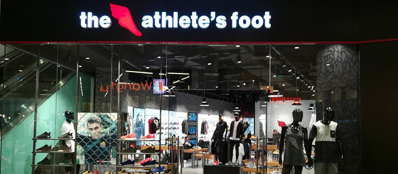 15% off on outright brands (Regular-priced items) - THE ATHLETE'S FOOT