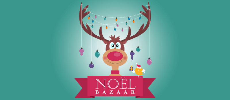 Free access for two (2) - NOEL BAZAAR (THANKSGIVING OFFER)