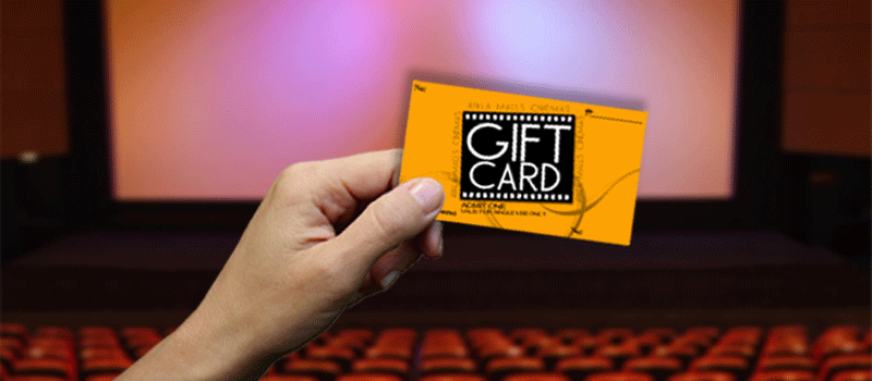 10% off on a maximum of two cinema tickets per movie on weekdays - AYALA MALLS CINEMAS (THANKSGIVING OFFER)
