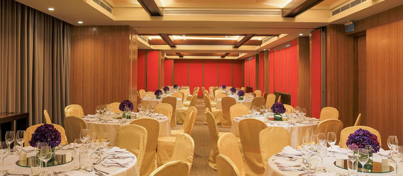 20% off on social events booked in any function rooms - HOLIDAY INN & SUITES MAKATI