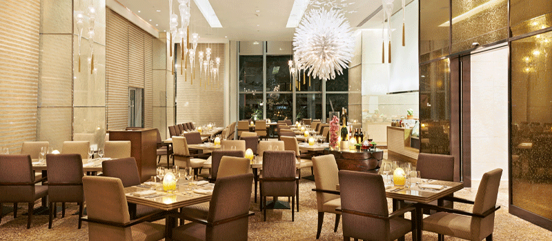 Up to 30% off on F&B - SPECTRUM FAIRMONT MAKATI