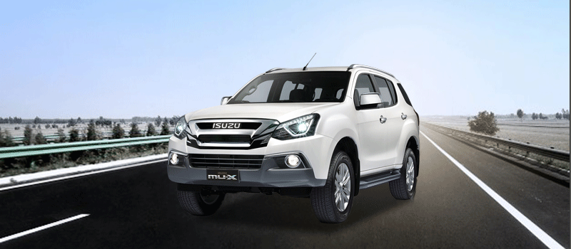 P250,000 off on the mu-X 3.0L 4x2 LS-A AT - Ayala 185 Isuzu Offer