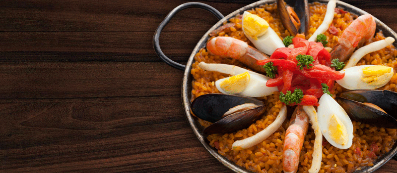 20% off on Paella - TAPELLA