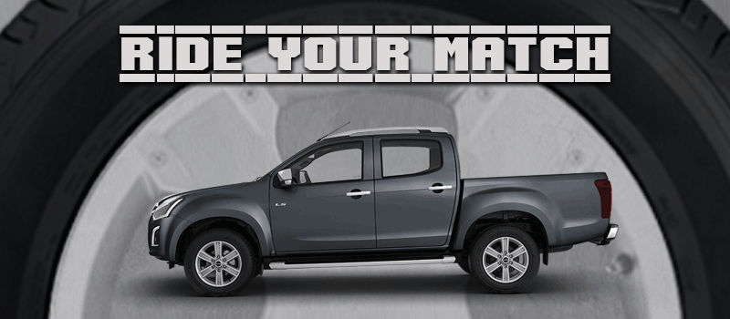 Low downpayment, P175K off or Free KTM - ISUZU LIMITED OFFER