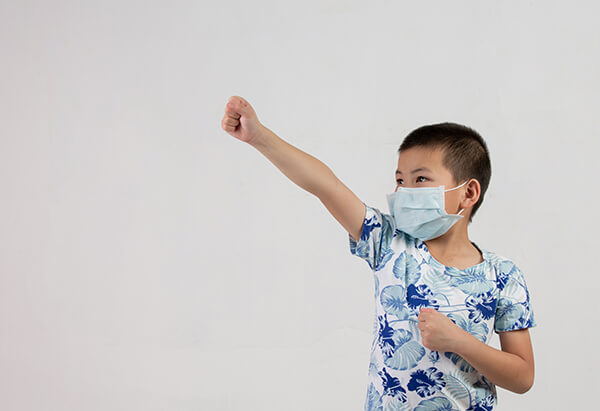 Talking to your children about the coronavirus pandemic
